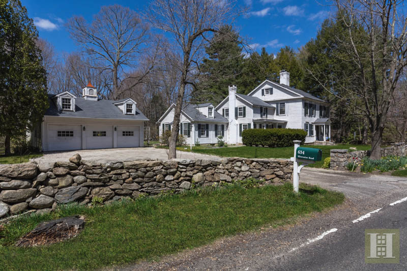 Additional photo for property listing at 634 SILVERMINE ROAD  New Canaan, 코네티컷,06840 미국