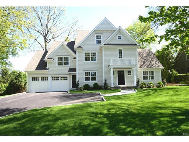 Nhà ở một gia đình vì Bán tại 43 HAWTHORNE ROAD New Canaan, Connecticut,06840 Hoa Kỳ