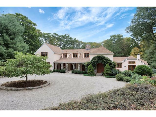 独户住宅 为 销售 在 60 INDIAN HILL ROAD 威尔顿, 康涅狄格州,06897 美国