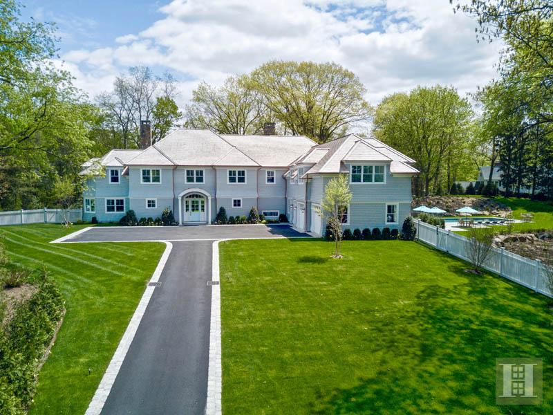 Single Family Home for Sale at 11 SUNSWYCK ROAD Darien, Connecticut,06820 United States