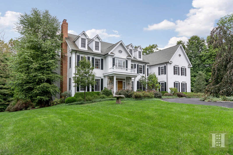 Casa Unifamiliar por un Venta en 20 LUKES WOOD ROAD New Canaan, Connecticut,06840 Estados Unidos