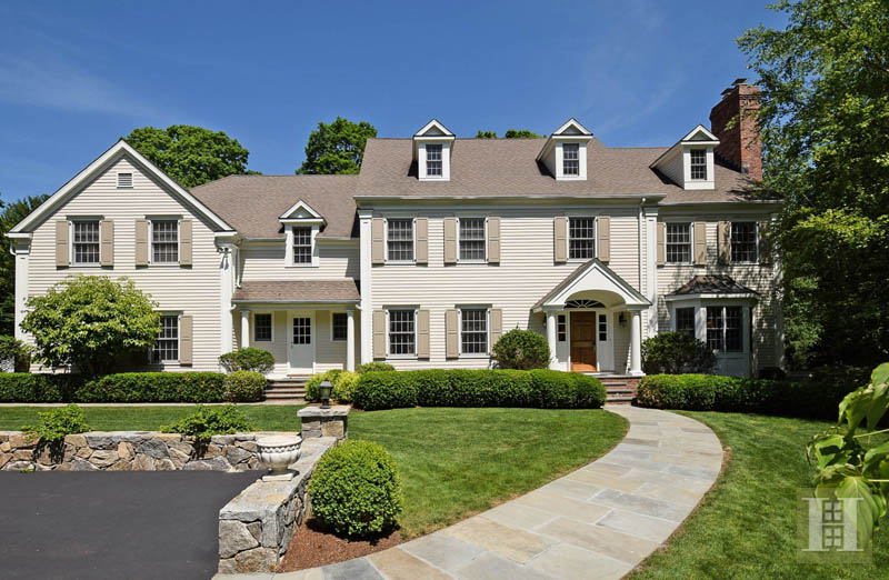 Single Family Home for Sale at 879 VALLEY ROAD New Canaan, Connecticut,06840 United States
