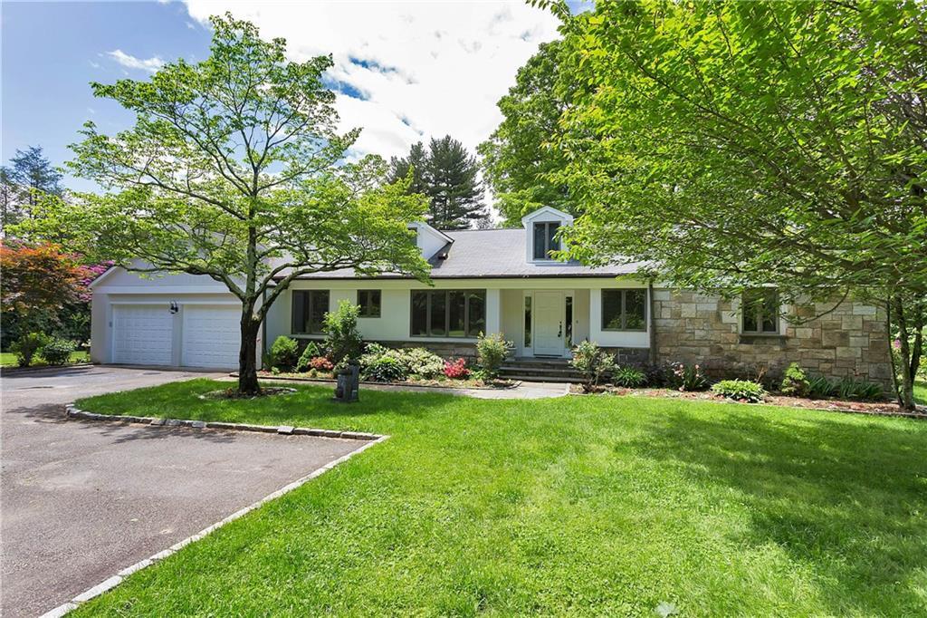 Μονοκατοικία για την Πώληση στο 188 BRUSHY RIDGE ROAD New Canaan, Κονεκτικατ,06840 Ηνωμενεσ Πολιτειεσ
