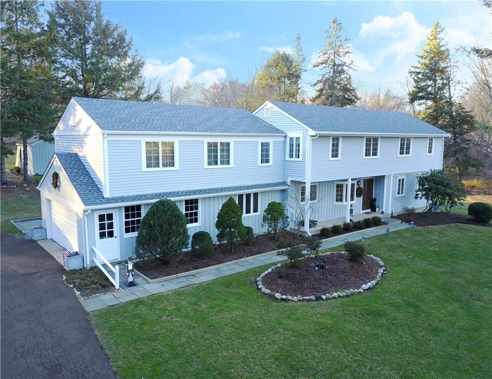 Casa Unifamiliar por un Venta en 40 SHADOW LANE New Canaan, Connecticut,06840 Estados Unidos