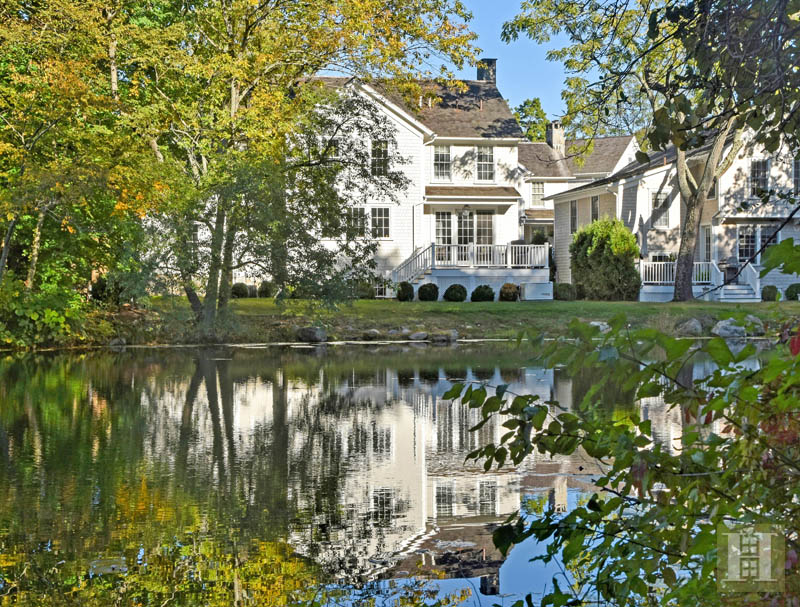 Single Family Home for Sale at 51 JELLIFF MILL ROAD New Canaan, Connecticut,06840 United States