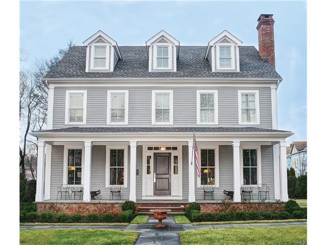 Casa Unifamiliar por un Venta en 15 RICHMOND HILL ROAD New Canaan, Connecticut,06840 Estados Unidos