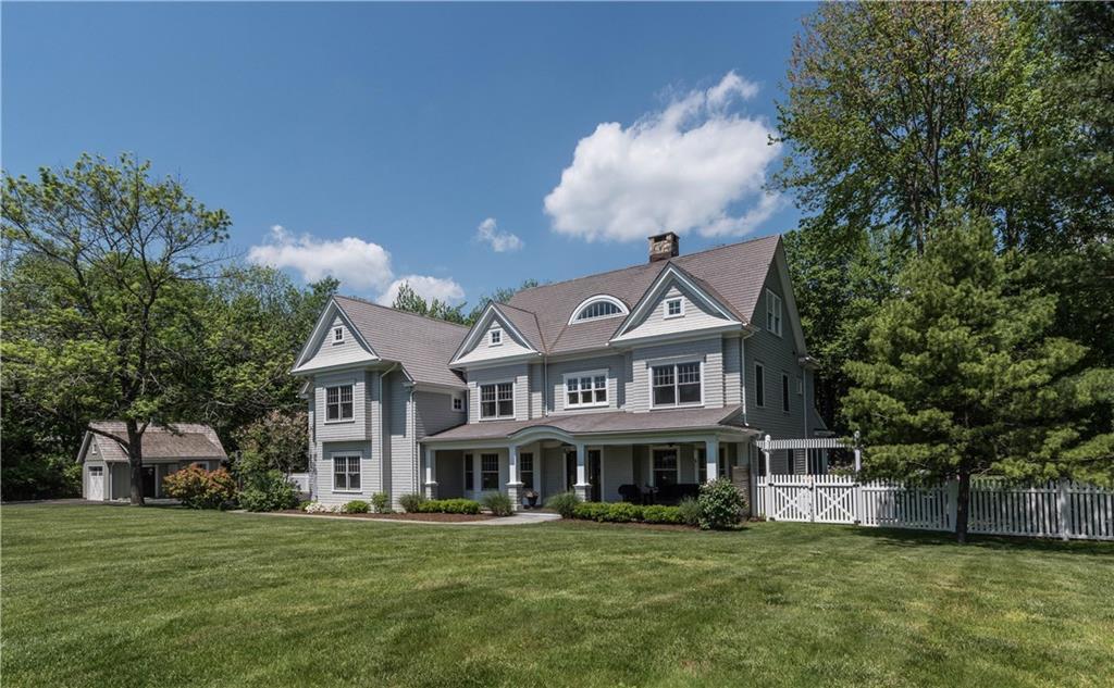단독 가정 주택 용 매매 에 50 THURTON DRIVE New Canaan, 코네티컷,06840 미국