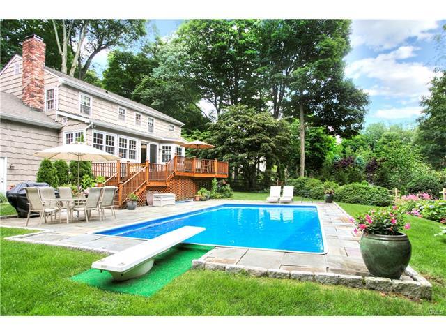Maison unifamiliale pour l Vente à 773 NEW NORWALK ROAD New Canaan, Connecticut,06840 États-Unis