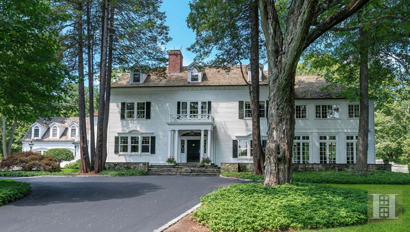 Single Family Home for Sale at 481 CANOE HILL ROAD New Canaan, Connecticut,06840 United States